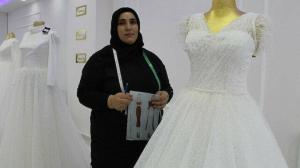 3 çocuk annesi bileziklerini satarak iş kurdu: Şimdi 8 kişiye istihdam sağlıyor