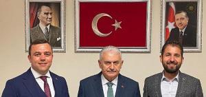 AK Parti'li Aydın'dan Başkent çıkarması