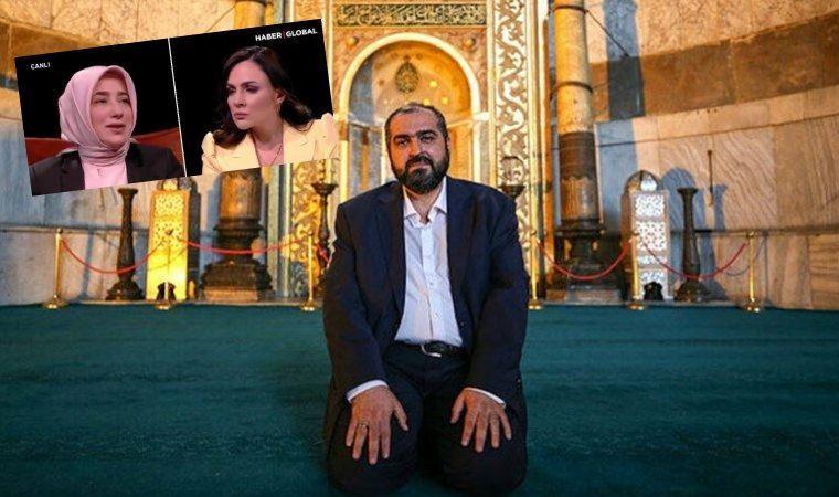 """AKP'li Özlem Zengin, Ayasofya imamı Boynukalın'ın sözlerine yanıt verdi: """"Herkes kendi işini yapmalı"""""""