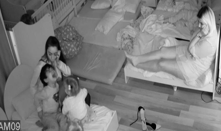 Alanya'da bir kreşte çocuklara uygulanan şiddetin yeni görüntüleri ortaya çıktı