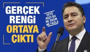 Ali Babacan FETÖ ağzıyla devleti hedef aldı