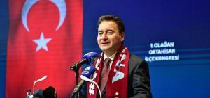 Ali Babacan Trabzon'da: 'Kopya verdik, sıfır aldılar; zararın sorumlusu Sayın Erdoğan'dır'