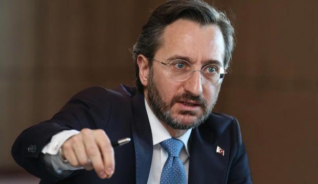Altun'dan Kılıçdaroğlu'na tepki: Anlaşılan okumamış