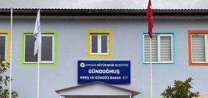 Antalya'da Gündoğmuş Kreş ve Gündüz Bakım Evi hizmette
