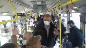 Artan Vakalara Rağmen Duraklar da Metrobüsler de Tıklım Tıklım!