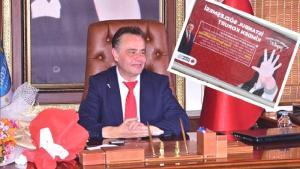 Astırdığı İstanbul Sözleşmesi afişi nedeniyle hakkında soruşturma
