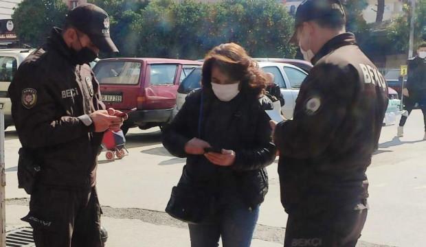 Aydın'da 5 bin personelle koronavirüs denetimi