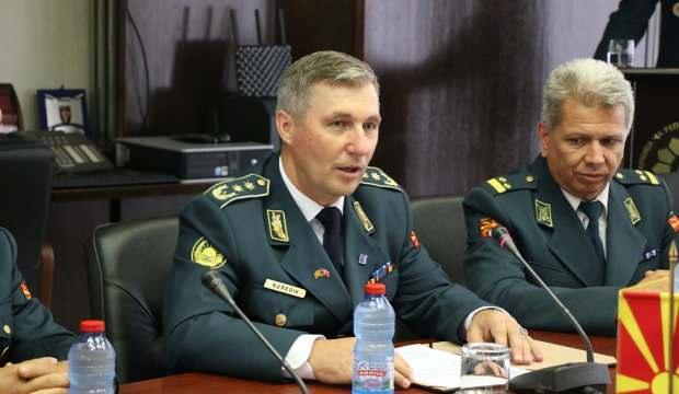 Azim Nuredin: Türkiye, ordumuza sürekli askeri yardım sağlıyor
