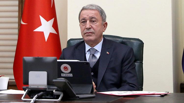 Bakan Akar, NATO'nun Afganistan için gerçekleştirilen toplantısına katıldı