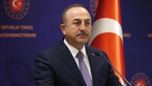 Bakan Çavuşoğlu, Katar Dışişleri Bakanı Al Sani ile görüştü