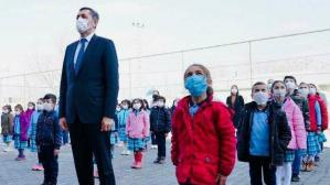 Bakan Selçuk'tan yüz yüze eğitimde 'maske' uyarısı