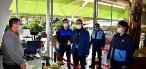 Başkan Soner Çetin Çukurova'da Pandemi Denetimlerini Artırdı