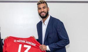 Bayern Münih'in yıldızı Choupo Moting yanlış mail yüzünden milli takımdan oldu