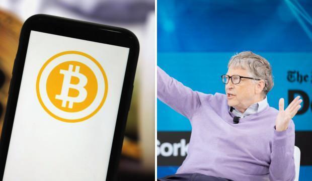 Bill Gates Bitcoin madenciliğine karşı uyardı