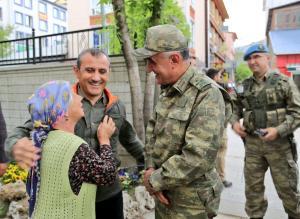 Bitlis'te Şehit Düşen Korgeneral Osman Erbaş, 15 Temmuz Sonrası Böyle Demiş: 'Türk Askeri Katil Olmaz'
