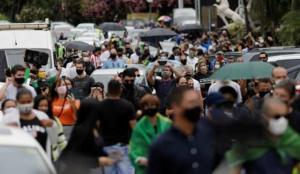Brezilya'da koronavirüs kabusu: Hastaneler alarm veriyor