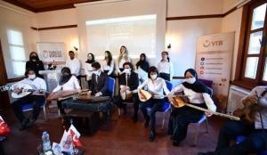Çanakkale'de dedeleri şehit olan uluslararası öğrencilerden anma programı