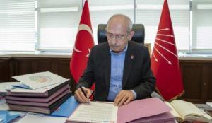 CHP Genel Başkanı Kılıçdaroğlu: Onlara minnet duyuyoruz