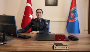 Çocukluk hayaliydi: İstanbul'un tek kadın Jandarma Karakol Komutanı