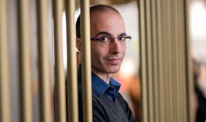 Çok okunan yazar Yoval Noah Harari GAİN'de
