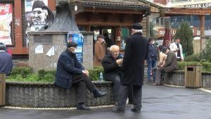 """""""Çok Yüksek Riskli"""" Kent Sinop'ta Olağanüstü Önlemler! 2 Kişinin Ayakta Sohbet Etmesi Bile Yasaklandı"""