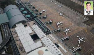 Çukurova Havaalanı ile ilgili sorulara yanıt yok: CİMER'den de sonuç çıkmadı