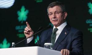 Davutoğlu, Kavcıoğlu'nun atanma kararını değerlendirdi: MB Başkanı bile görevden alındığı için müteşekkir