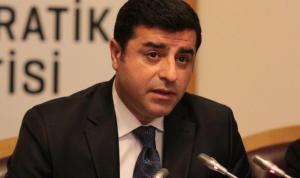 "Demirtaş: ""Seçimi AKP'ye kazandırma hedefi"""