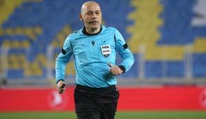 Dünya Kupası elemelerinde Cüneyt Çakır'a görev