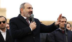Ermenistan'da ordu Paşinyan'ın istifası için yeni bildiri yayınladı