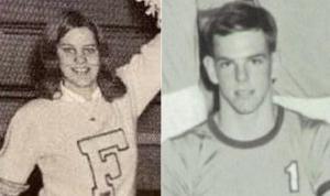 Evlatlık verdikleri kızları, liseli aşıkları 52 yıl sonra kavuşturdu