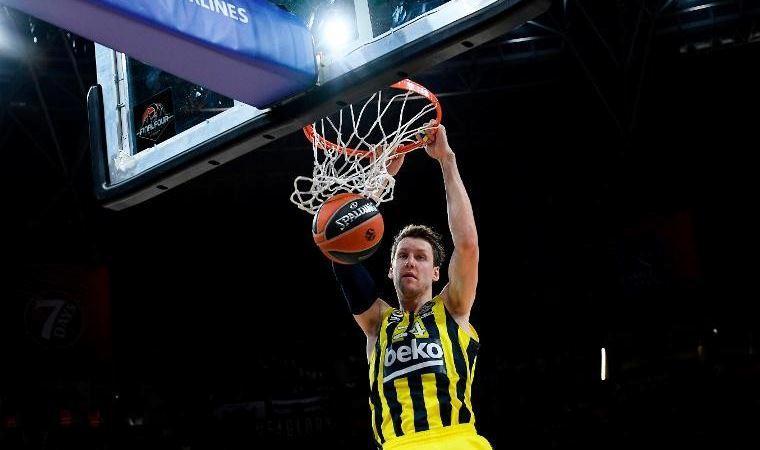 Fenerbahçe basketbolda keyifsiz