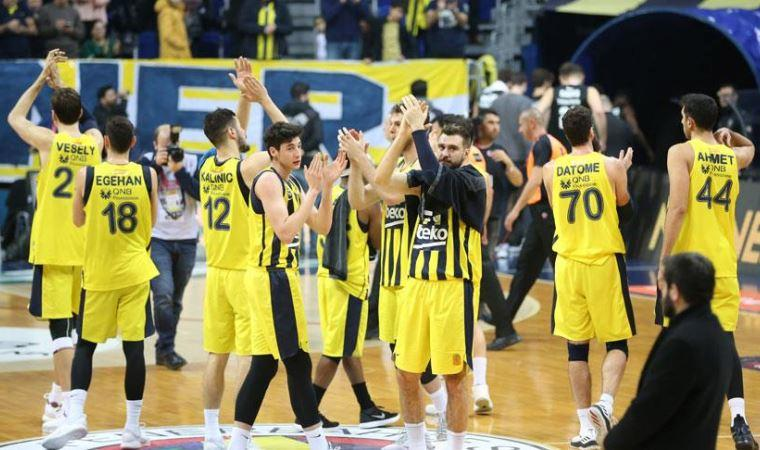 Fenerbahçe Beko'nun konuğu Zalgiris