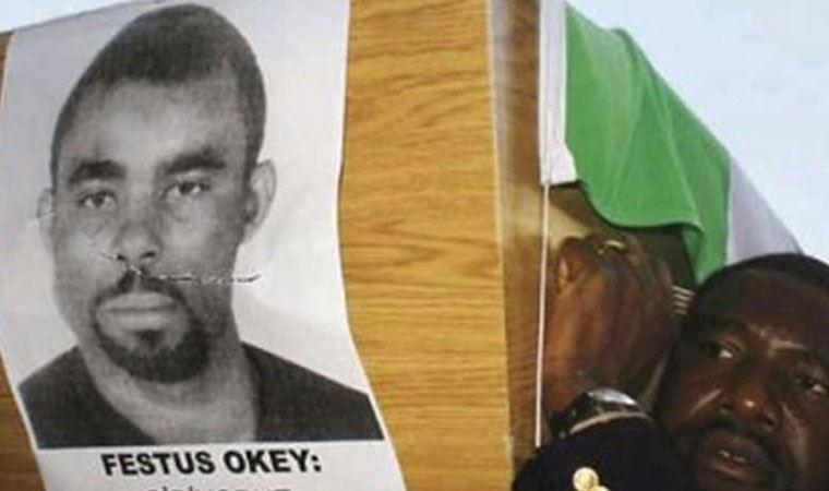 Festus Okey davasında 14 yıl sonra karar çıktı