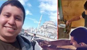 Film gibi operasyon! Kosta Rikalı zanlı önce PKK'ya mesaj atıp İstanbul'a geldi…