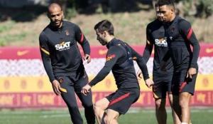 Galatasaray'a müjde! Antrenmanlara başladı