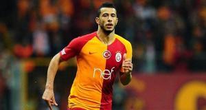 Galatasaray'da sözleşmesi tek taraflı feshedilen Belhanda'dan veda mesajı
