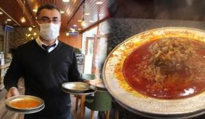 Gaziantep'in risk haritası 'beyran' sayesinde sarıya döndü!