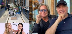 Gigi ve Bella Hadid'in babası yarın İstanbul'a açılışa geliyor
