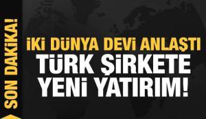 Goldman Sachs ve EBRD anlaştı! Türk şirkete yeni yatırım