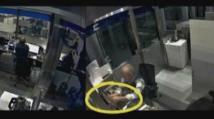 Görüntüleri ortaya çıktı: İstanbul Havalimanı'nda veznedar operasyonu