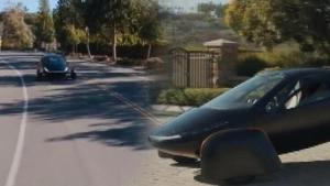Güneş gücüyle çalışan elektrikli araba seri üretime geçiyor
