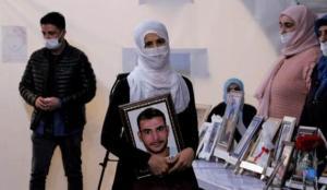 HDP önündeki eylemde 560'ıncı gün; aile sayısı 217 oldu