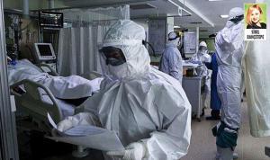 Hekimler, mutant virüsün salgına olan etkisine dikkat çekti