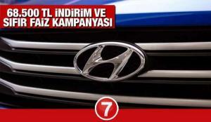 Hyundai  68.500 TL indirim kampanyası devam ediyor! 2021 Hyundai Tucson i10 i20 Kona fiyatları