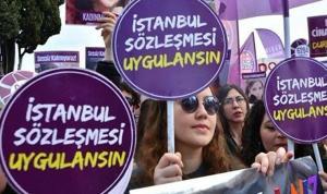 İstanbul Sözleşmesi'nin feshi üzerine Danıştay'a başvurdular