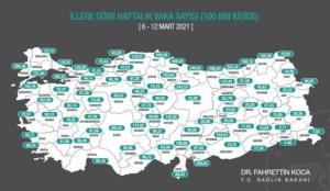 İstanbul'daki vakaların yarısında ortaya çıktı! 5 ilde tehlike çanları, seyahat kısıtlaması