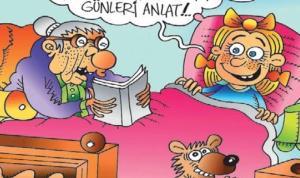 İTO'dan gazetemize 'Karikatür' ödülü