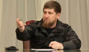 Kadirov da gerilime dahil oldu: Adam ol
