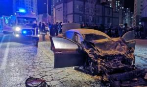 Kayseri'de kaza: 1 ölü, 5 yaralı